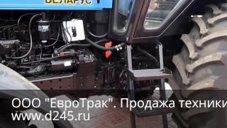 Тормоза трактора МТЗ-82 Беларус